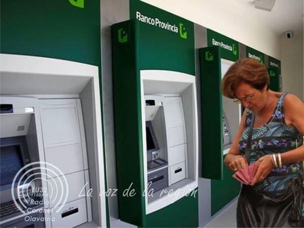 El Central dispuso horario exclusivo para jubilados en los bancos