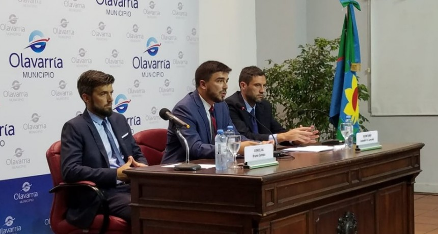 HCD: El Intendente abrió el período ordinario de sesiones
