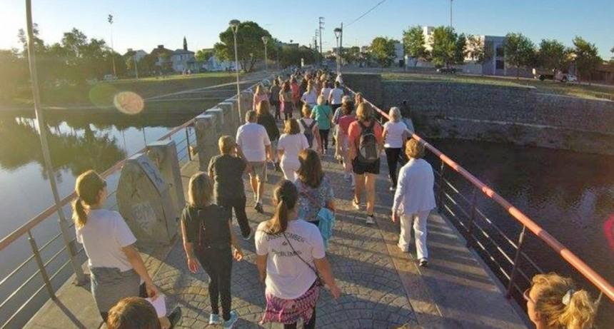 Caminatas desde el Paseo de la Salud