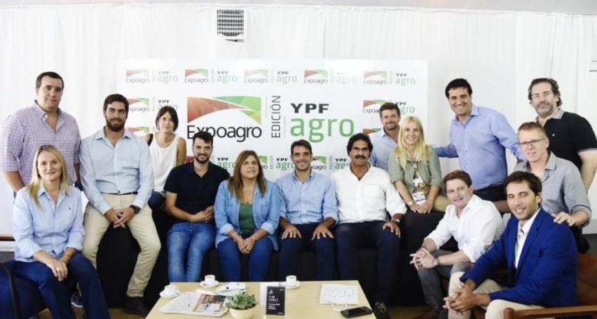 Carrara: 'Defender a los productores es garantizar el futuro de nuestro país'