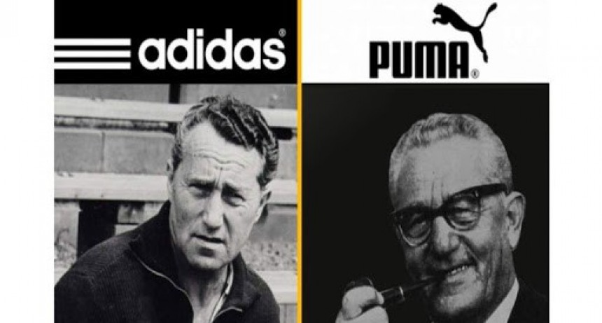La historia de Adidas y Puma en La Biblioteca