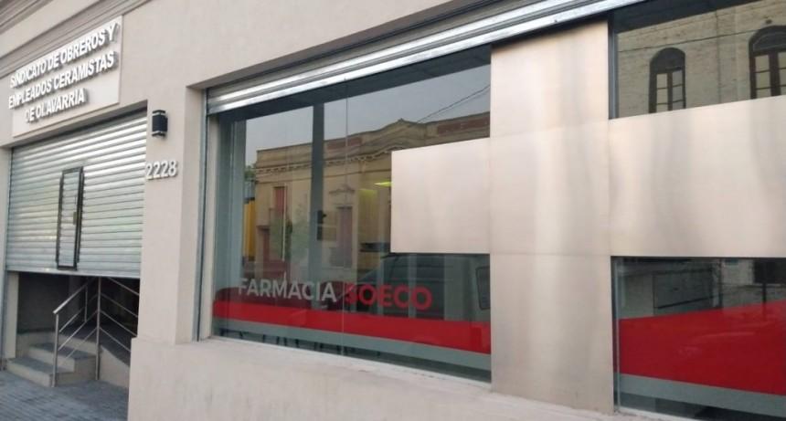 SOECO pospone, sin fecha, la inauguración de su nueva sede y farmacia