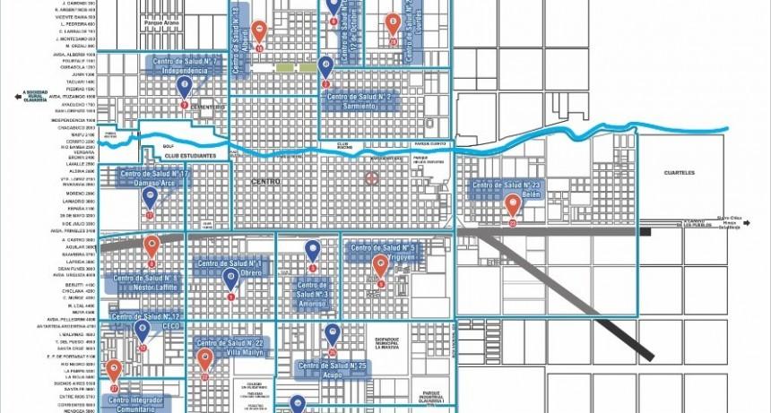 Por la emergencia, reestructuran las Salitas de los barrios