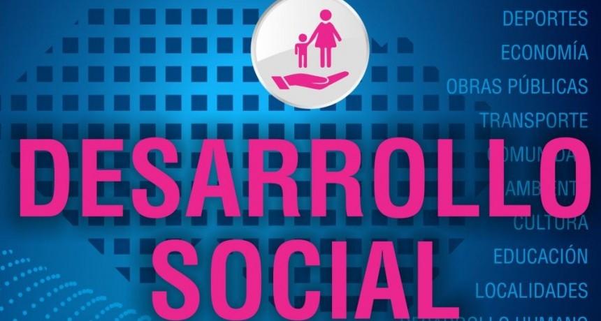 Nuevo teléfono de guardia en Desarrollo Social