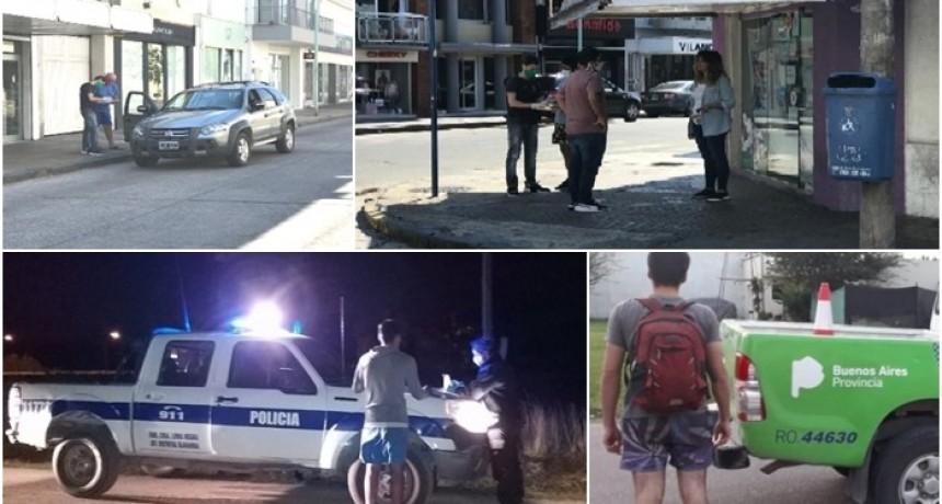 Nuevas detenciones por incumplir la cuarentena