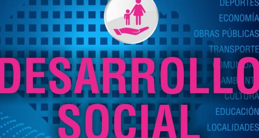 Nuevos teléfonos de atención en Desarrollo Social