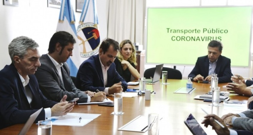 Alejo Supply Subsecretario de transporte  en Siempre en Marcha