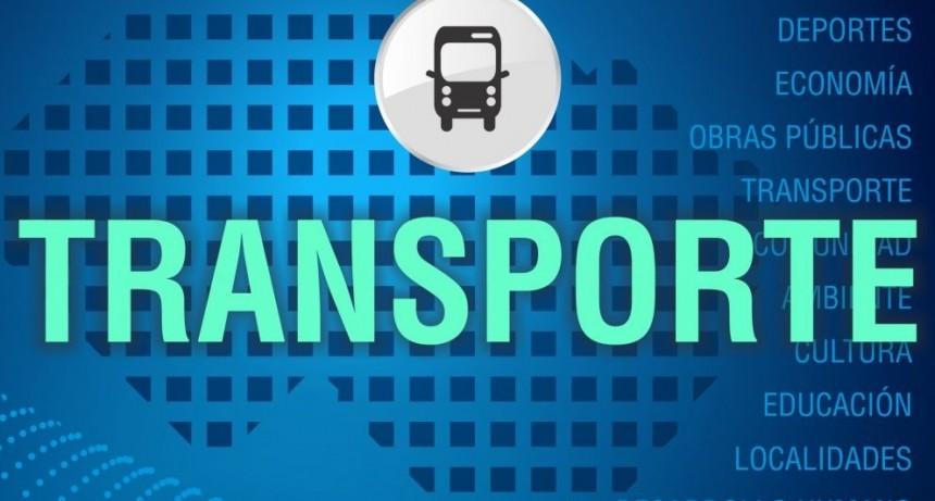 Emergencia Sanitaria: se acotó el horario del transporte público