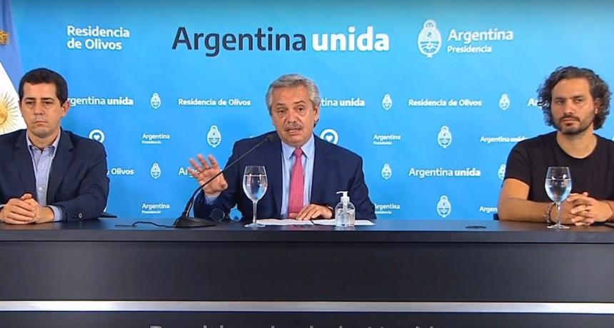 Con 829 infectados, Argentina extiende el aislamiento obligatorio hasta Pascuas