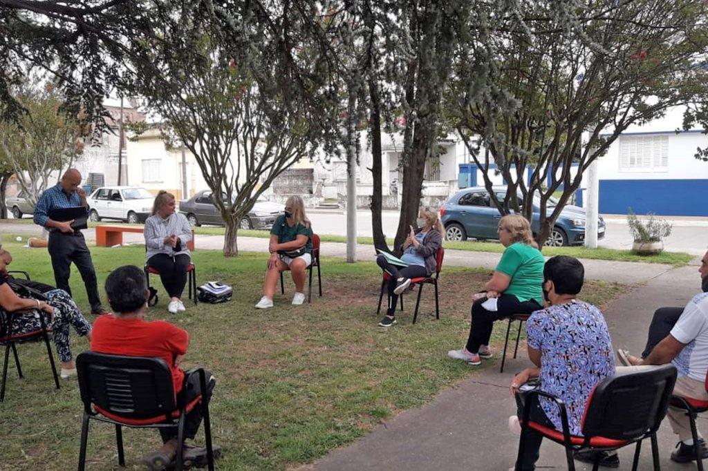 Discapacidad: programa de visitas a localidades