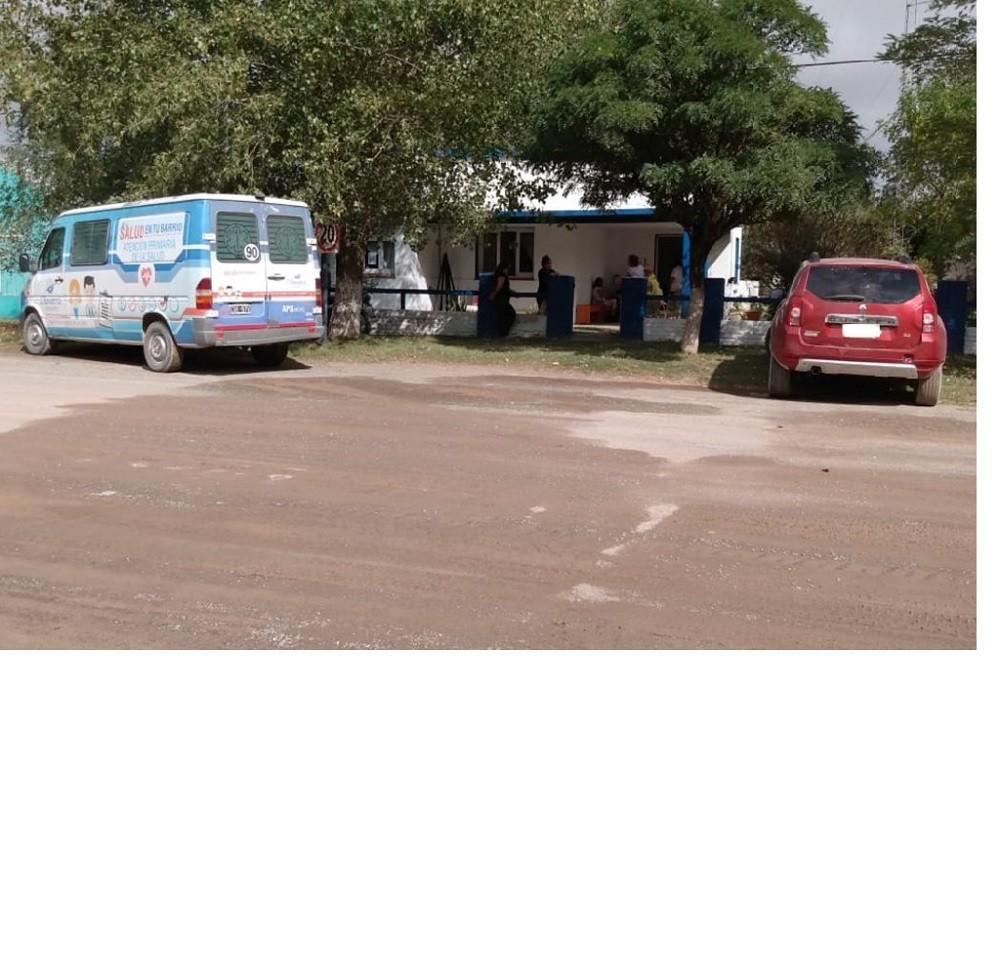 Controles de salud en Recalde y Santa Luisa