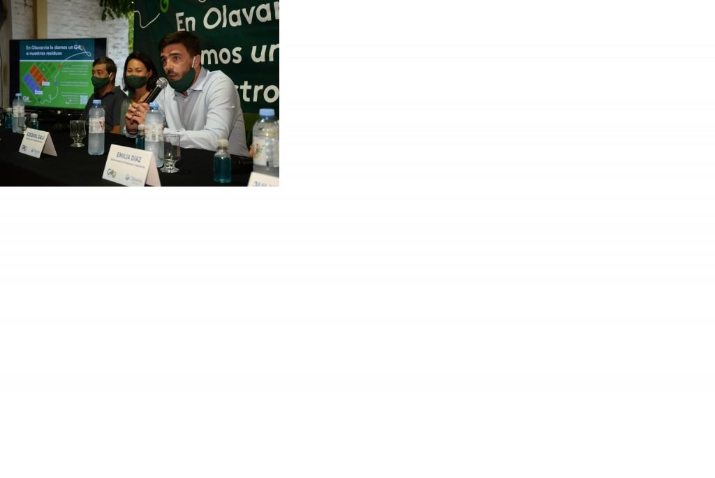El intendente Ezequiel Galli presentó la primera prueba piloto del Programa GIRO