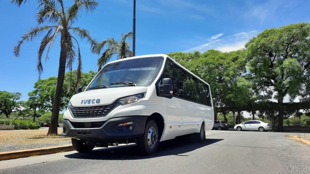 En Siempre en Marcha presentamos el Iveco Eurobus