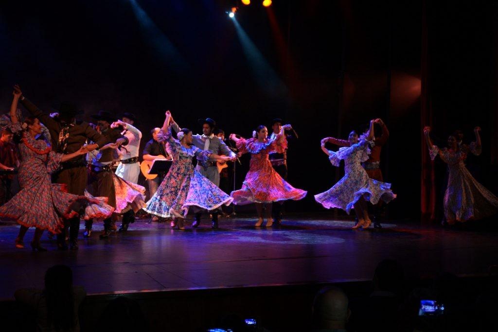 El Ballet Folklórico Municipal presenta 'Con voz de mujer'