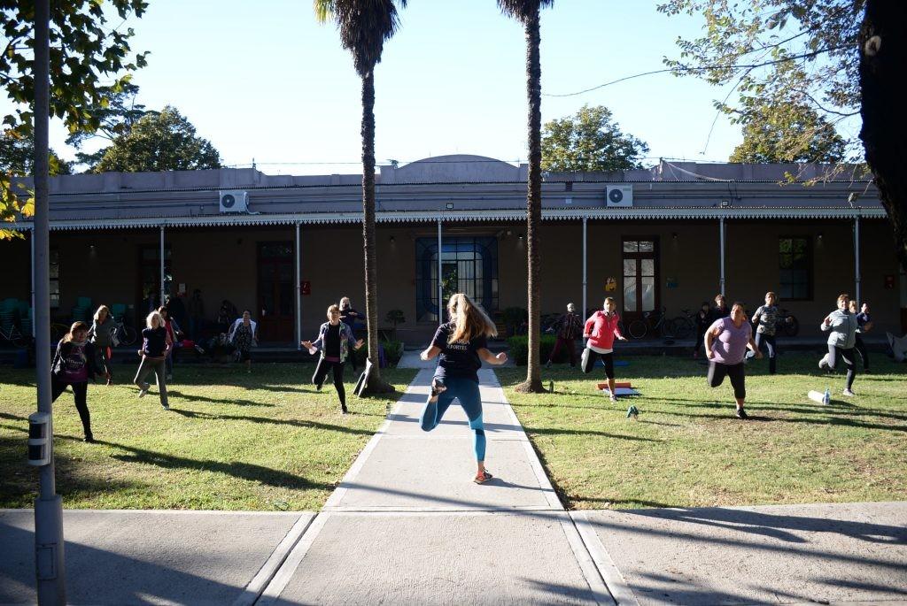 El Municipio dio a conocer propuestas de actividades físicas para adultos mayores
