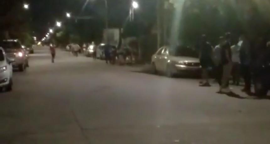 Labraron infracción a organizador de fiesta clandestina