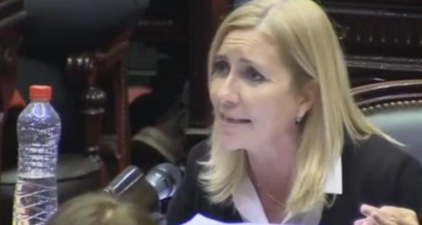 Diputada Schwindt: 'tenemos que destacar lo que se hizo'