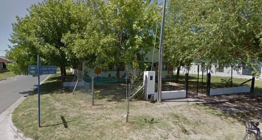 Hubo disparos en la puerta del Jardín 927 del Barrio ACUPO