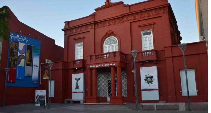Talleres en el Museo Dámaso Arce