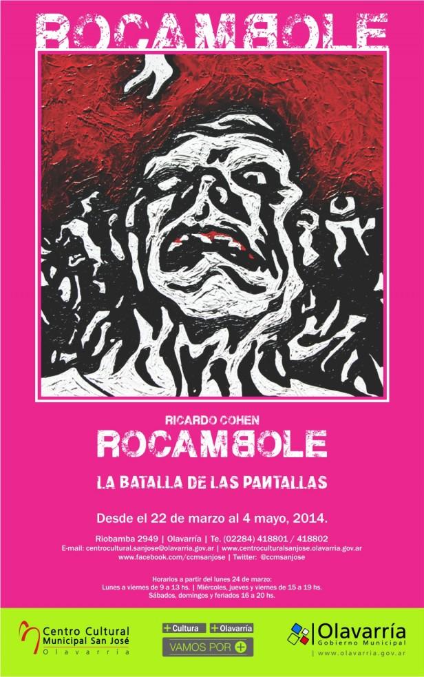 Muestra de Rocambole en el Centro Cultural