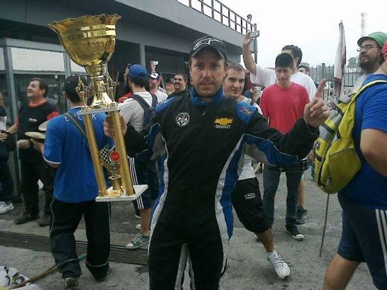 Guillermo Otero volvió a ganar en el Procar 4000