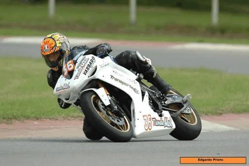 Motociclismo. Prieto fue cuarto en Mar de Ajo