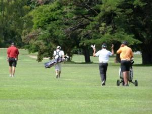 Habrá golf por el Premio