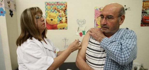 Vacunación antigripal de PAMI