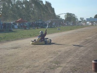 Karting. Se viene la carrera de dos pilotos