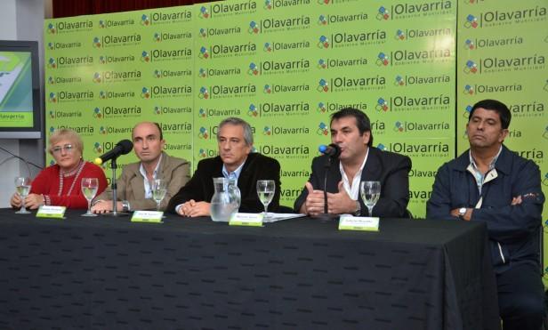 """Eseverri encabezó la presentación del Programa """"+ Salud, jugás mejor"""""""
