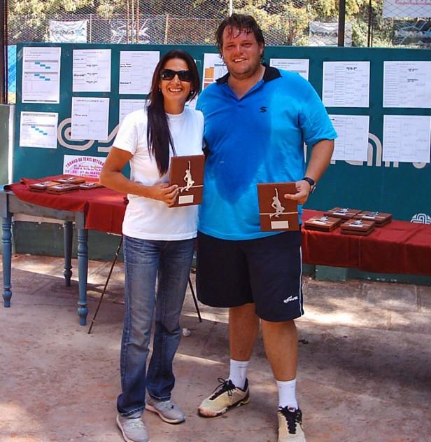 Tenis para veteranos a nivel nacional