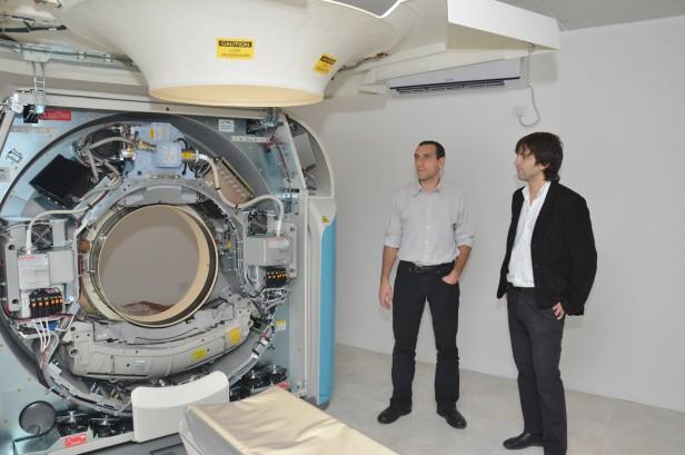 Nuevo sistema de Tomografía Computada en el Hospital Municipal
