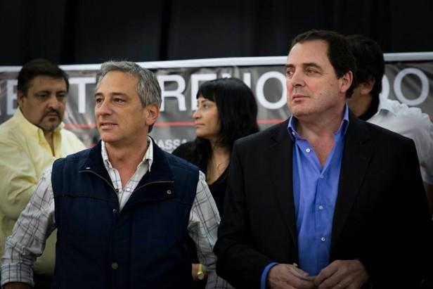 """Héctor Vitale: """"Mientras que Scioli disminuye la obra pública, Eseverri la fortalece"""""""
