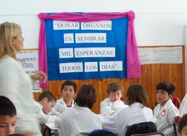 CUCAIBA diseñó material digital para escuelas bonaerenses