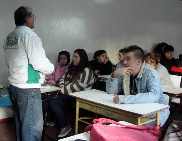 "Programa ""Rayuela"": comenzó el ciclo anual de talleres"