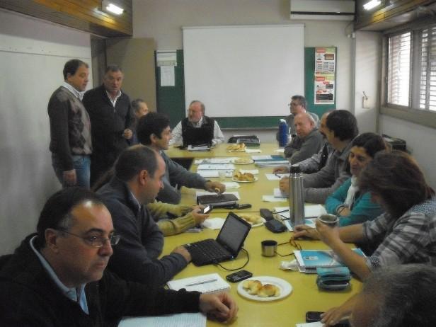 Reunión de Directores de INTA en Olavarría