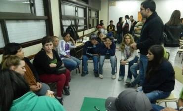 Se realizó el primer encuentro con Callejeadas en la Facultad de Ciencias Sociales
