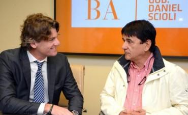Roque Pérez adquirió maquinaria rural a través convenio con Provincia Leasing