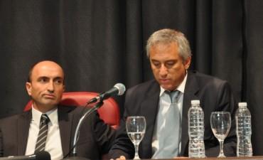 """Eduardo Rodríguez: """"Debemos pensar a Olavarría como una gran ciudad de la Provincia de Buenos Aires"""""""