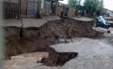 Neuquén: ya son más de 1300 evacuados