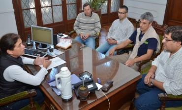 Se reunió el Comité de Defensa Civil