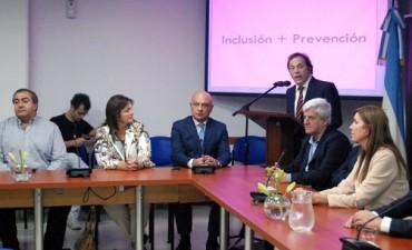 El FR presentó un proyecto de ley para afrontar la emergencia de seguridad en la Provincia