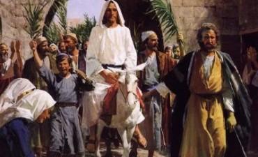 Fray Zoilo y el mensaje de paz en el Domingo de Ramos