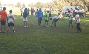 Encuentro territorial de Fútbol Infantil