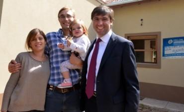 PRO.CRE.AR. : 255 familias olavarrienses accedieron a la primera casa