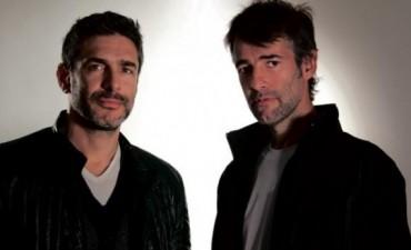 Leonardo Sbaraglia y Fernando Tarrés en el Teatro Municipal