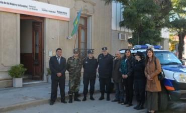 General La Madrid: La Comisaría de la Mujer y la Familia cuenta con un nuevo Móvil Policial