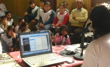 Comenzó la Radio Comunitaria Itinerante en el Barrio Lujan