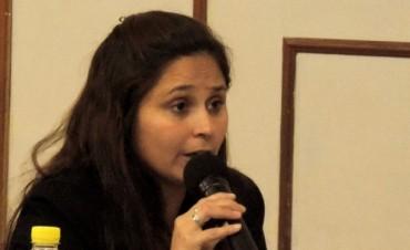 """Fernanda Araneo: """"Es mi deber defender a los vecinos, sean cinco, diez o cien mil"""""""