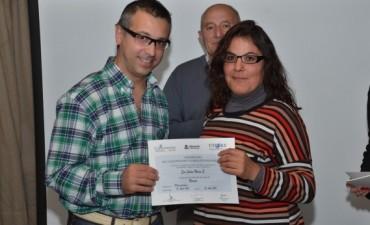 Entrega de certificados del Curso de capacitación para Mucamas de Hoteles